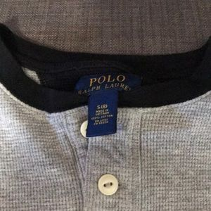 Polo by Ralph Lauren Shirts & Tops - Long sleeve Polo Henley